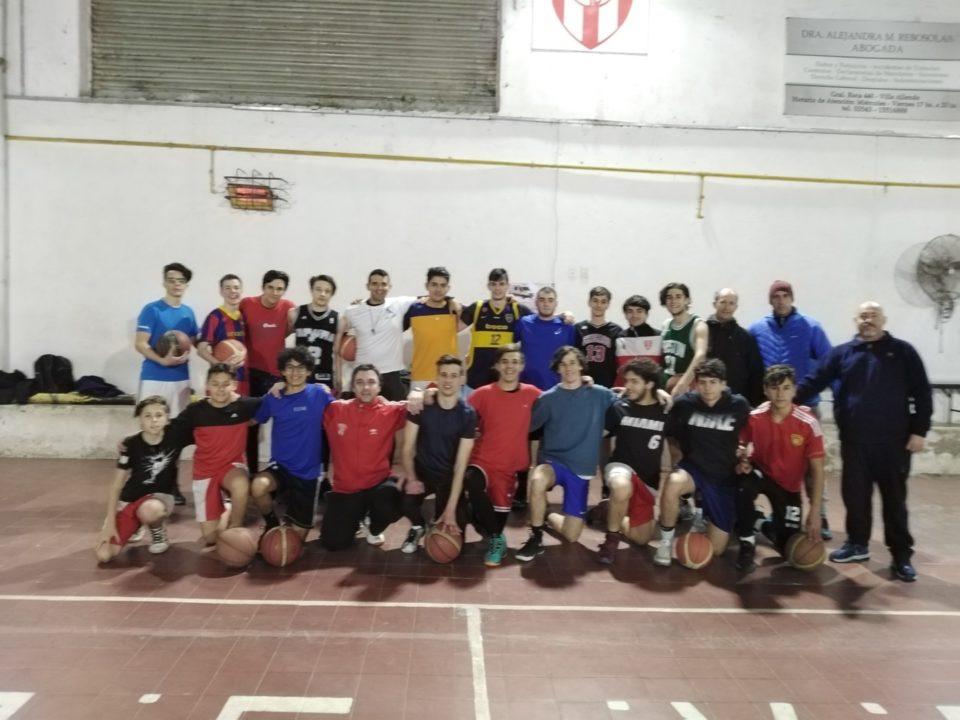 Neuromove en el sport club de villa Allende Córdoba Argentina